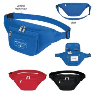 Poly Organizer Fanny Pack