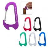 Everest Carabiner with Bottle Opener