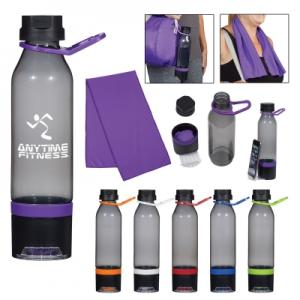 15 oz Phone Holder Sports Bottle