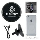 Wireless Auto Vent Magnetic Car Charger