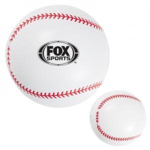 "16"" Baseball Beach Ball"