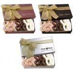 Chocolate Covered Pretzel Executive Gift Box