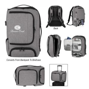 RFID Laptop Backpack and Briefcase