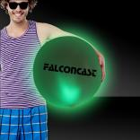 "Green 30"" LED inflatable Beach Ball"