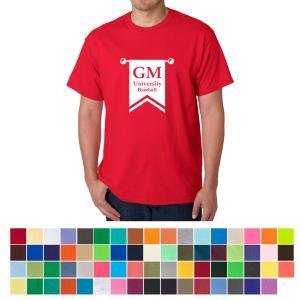 Gildan Adult Heavy Cotton T-Shirt - Colors