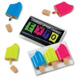 3 Piece Highlighter Popsicle Shaped Set