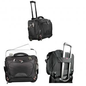 """elleven TSA 17"""" Wheeled Computer Case"""