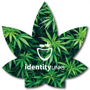 Marijuana Leaf Microfiber Cloth
