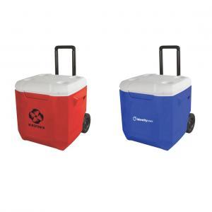 Coleman Brand 45 Quart Wheeled Cooler