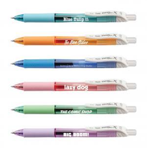EnerGel-X Fashion Medium Line Gel Pen