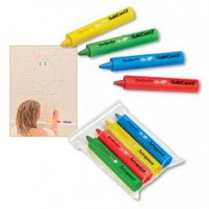 Bathtub Crayon 4 Pack Set
