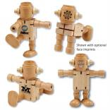 Fun Wooden Robot