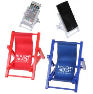 Beach Chair Recliner Phone Holder