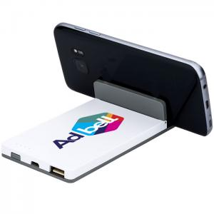 UL Certified Flip Phone Stand with Power Bank