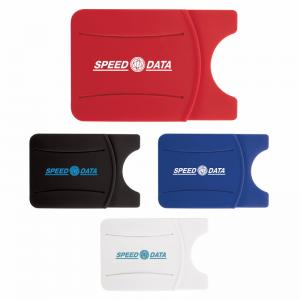 Silicone Phone Wallet and Finger Grip