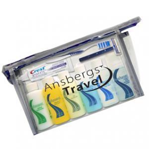 9 Piece Emergency Travel kit