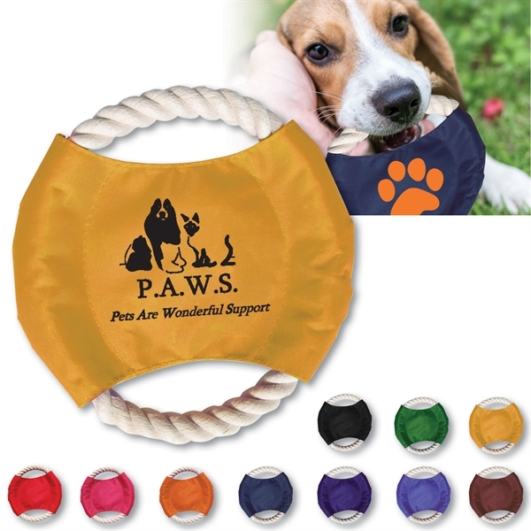 ColorBright Pet Rope Chew Toy
