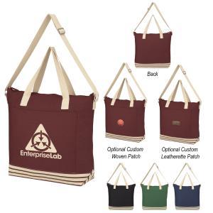 Double Strap Cotton Tote Bag