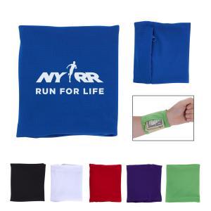 Wristband with Pocket