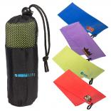 Cooling Towel in Mesh Pouch