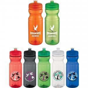 24 Oz. Crystal Sports Water Bottle