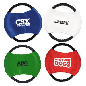"8""Dog Rope Disc"