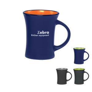 10 oz. Curve Flare Ceramic Mug
