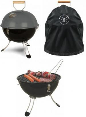 Coleman Party Ball Charcoal Grill with Cover