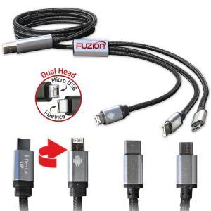 4-in-1 Premium Dura Charging Cable