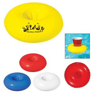 Inflatable Beverage Float Tube