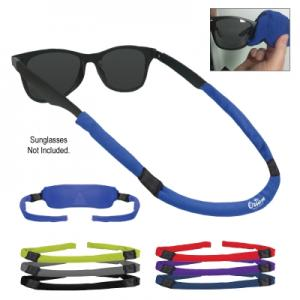 3-in-1 Sunglass Strap Cover and Cleaner