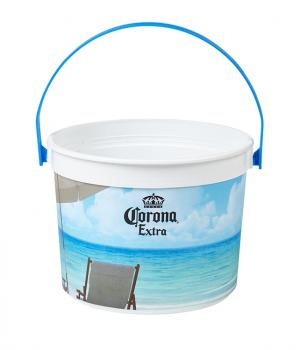 48 Oz. Plastic Party Pail