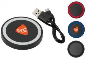 Round Wireless Charging Pad