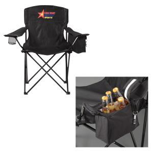Six Pack Cooler Folding Chair