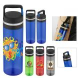 24 oz. Speaker Water Bottle
