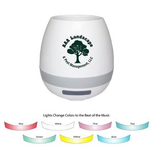 Wireless Speaker and Planter