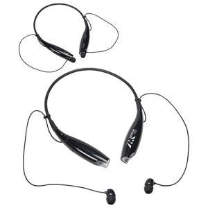Easy Flex Wireless Headset Black