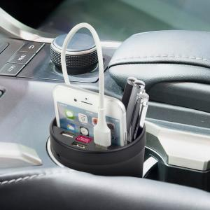 Road Trip Car Cup Charger