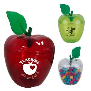 Apple Shaped Candy Container