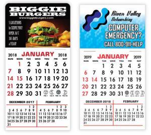 "3"" x 5"" Calendar Pad Decal"