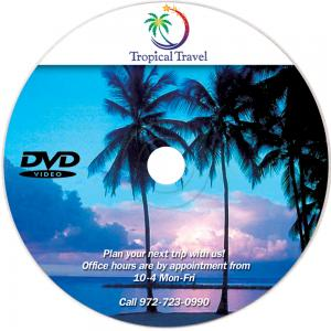 DVDR - Blank/Recordable Full Color Digital