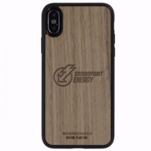 Walnut Wood Phone Case for Iphone X