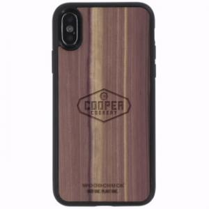 Cedar Wood Phone Case for Iphone X