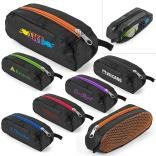 Spacious Tech Pouch for Mobile Phone, Charger, Cable, and Earbuds