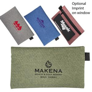 Zip Accessory Pouch