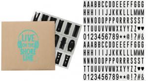 Cinema Light Box Letters - A4 Size