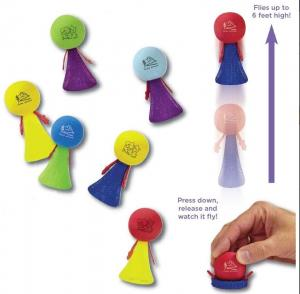 Poppin' Pals Jumping Toy