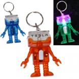 Robotic Light Up Key Chain