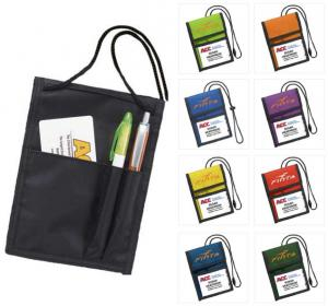 Deluxe ID & Badge Holder with Lanyard