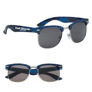 Water Camo Panama Sunglasses